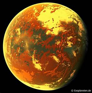 Exoplanet Gliese 667Cc by ChrisKlm on DeviantArt