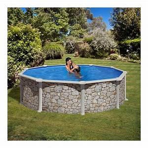 Sable Piscine Hors Sol : piscine hors sol corcega gre diam 460 cm h132 filtre sable ~ Farleysfitness.com Idées de Décoration