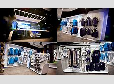 sanzpont [arquitectura] Real Madrid Official Store