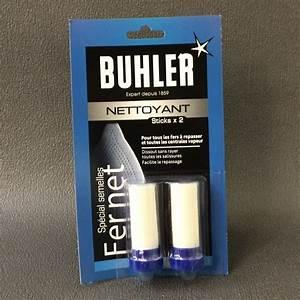 Nettoyer Son Fer à Repasser : nettoyant semelles de fer repasser buhler lot de 2 sticks ~ Dailycaller-alerts.com Idées de Décoration