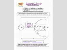 half court basketball dimensions for a backyard 28