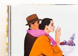 book review - lifestyle illustration of the 50s ...