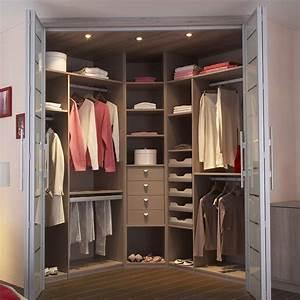 Dressing Ikea Angle : mon appartement en ordre avec un dressing d angle ~ Teatrodelosmanantiales.com Idées de Décoration