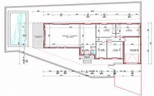 avis plan 95m2 sur 400m2 110 messages page 7 With maison sur terrain rectangulaire