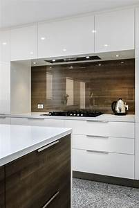 splashback clear glass over timber veneer cleaf dark With kitchen colors with white cabinets with clear sticker printing