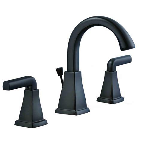 Glacier Bay Bathroom Faucets by Glacier Bay Brookglen 8 In Widespread 2 Handle High Arc
