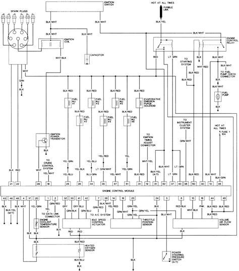 pajero wiring diagram engine wiring mitsubishi pajero light road vehicle