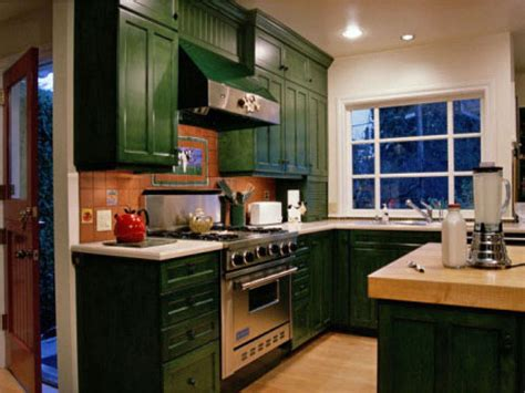 green kitchen island ideas green kitchen cabinets for eco friendly homeowners 4015
