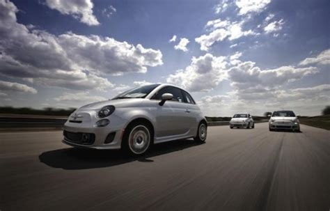2018 Fiat 500 Turbo Freshness Mag