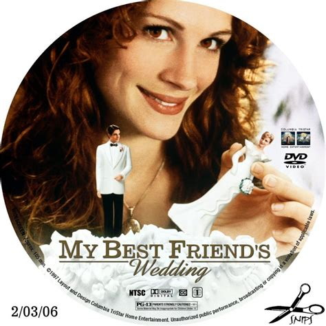 My Best Friend S Wedding Resume by My Best Friends Wedding Custom Dvd Labels My Best Friends Wedding Jpg Dvd Covers