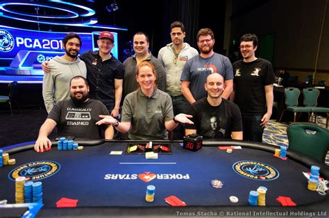 The Official Final Table  2018 Pokerstars Caribbean