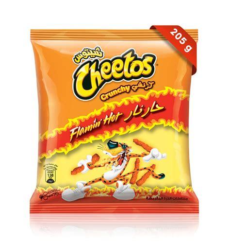 cheetos crunchy flamin hot   supermartae