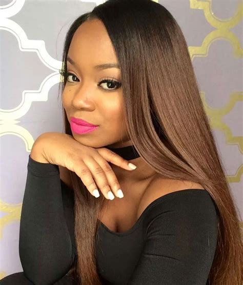 Brown And Weave Hairstyles by Clip In Hair Extensions 8 Chestnut Brown