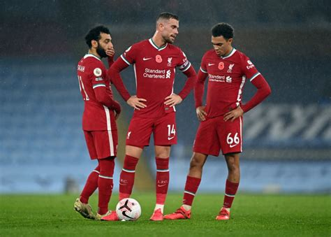 Liverpool player ratings vs Manchester City - The 4th Official