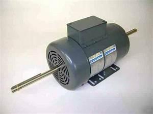 Marathon 1 5 Hp Dual Shaft Motor