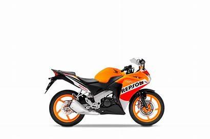 Honda Cbr Bike Road Orange Cbr125r 125r
