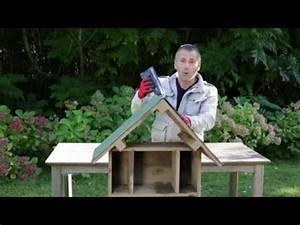 Fabriquer Un Hotel A Insecte : fabriquer un h tel insectes diy youtube ~ Melissatoandfro.com Idées de Décoration