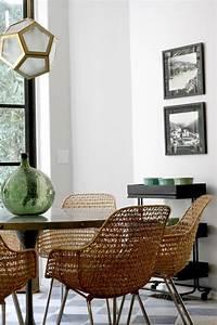 Dining Lounge Rattan : best 25 wicker dining chairs ideas on pinterest wicker dining room chairs dining room with ~ Whattoseeinmadrid.com Haus und Dekorationen