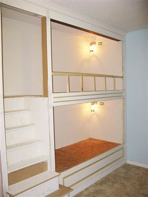 built  bunk beds  brianarice  lumberjockscom