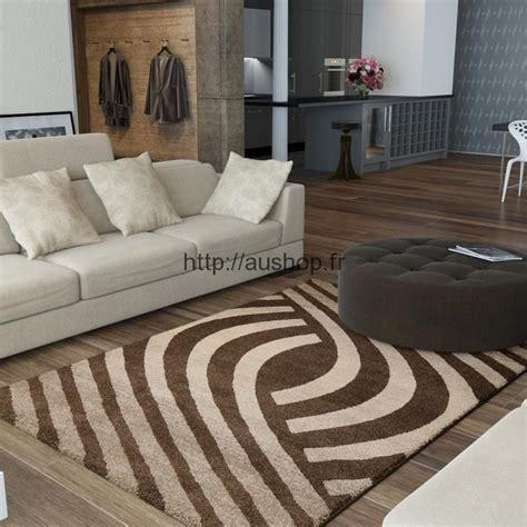 tapis design  modernes pas cher grands tapis salon