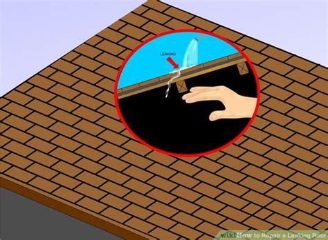 4 ways to repair a leaking roof greeneroofing