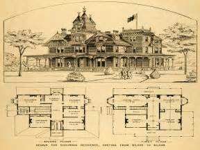 one story bungalow house plans vintage house plans 18 century house