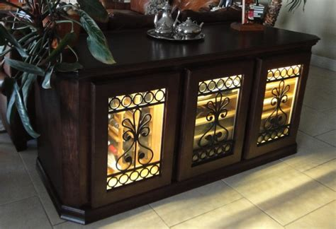 Refrigerated Wine Cabinet Furniture by Refrigerated Wine Cabinet Transitional Home Bar