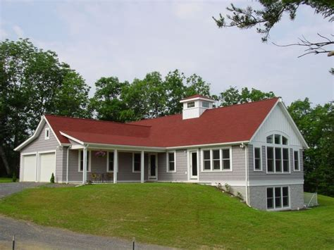 39 best house colors with country red roof images on