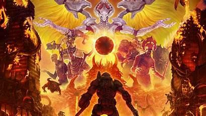 Doom Eternal 4k Wallpapers Games Resolution Published