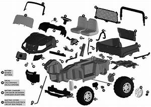 John Deere Gator Xuv Part Diagram