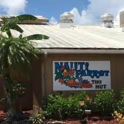 Tiki Hut Fort - nauti parrot tiki hut 32 photos 48 reviews tiki bars