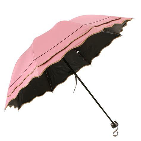 parasol anti uv decathlon fashion windproof anti uv sun flouncing compact