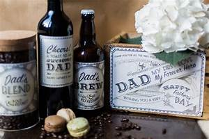 father39s day printable beer bottle labels With homemade beer bottle labels