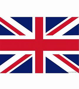 Union Jack Themed Flag Poster - A3