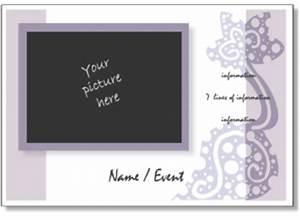 Free Printable Photo Birth Announcements Templates Cute Invitation Templates Or Printable Photo Card
