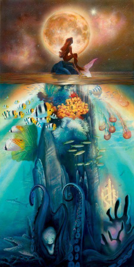 Disney Fine Art Fathoms Below By John Rowe