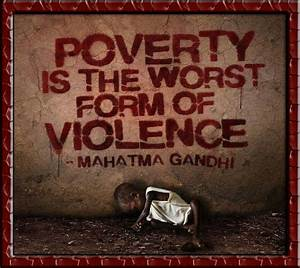 Poverty – The... Food Poverty Quotes