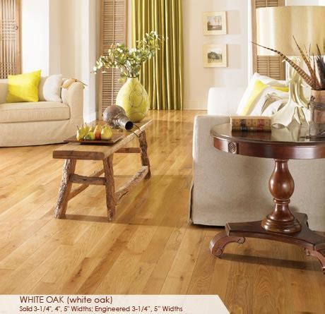 "Somerset Character White Oak Natural 5"" CP51WOB   Discount"