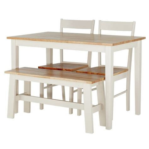 argos kitchen furniture buy collection chicago solid wood table bench 2 chairs