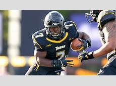 Towson's Darius Victor Running For His Place In School History