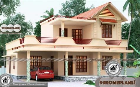 double story house front design front elevation plan