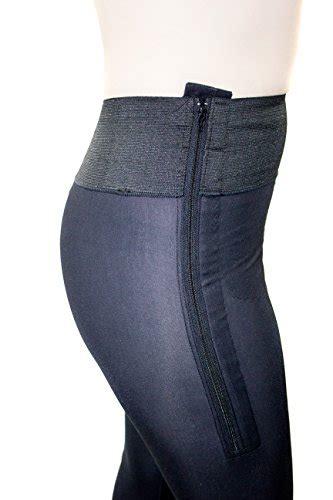 contourmd post surgery compression shorts mid calf high