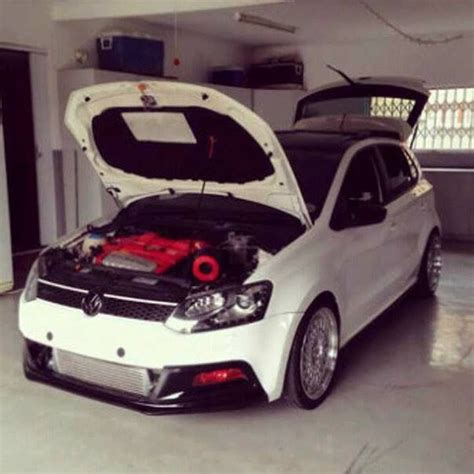 volkswagen polo white modified polo 6r kasi exclusives pinterest golf shoes polos
