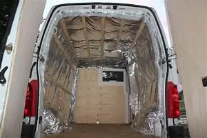 Aménager Son Camion : le moment tant attendu est arriv la pose de l 39 isolant mince dans notre camion camper van ~ Melissatoandfro.com Idées de Décoration