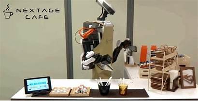 Robot Coffee Japanese Jobs Making Robotics Barista