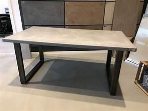 Tv Tisch Selber Bauen : diy anleitung beton tisch selber bauen mit carameo beton ~ Watch28wear.com Haus und Dekorationen