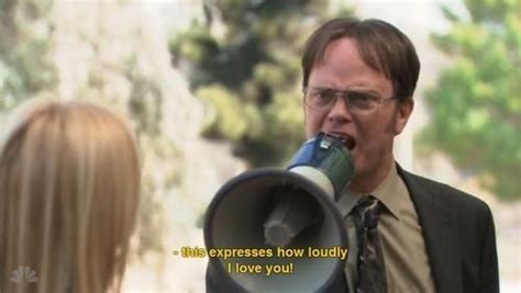 Dwight's Proposal To Angela