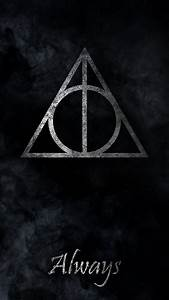 Harry Potter and the Deathly Hallows phone wallpaper ...