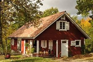 Prix Maison En Bois En Kit : maison rondin de bois prix 9 maison ossature bois en ~ Nature-et-papiers.com Idées de Décoration