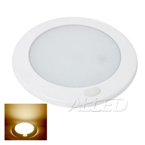 12v warm white flourescent switch led interior dome roof